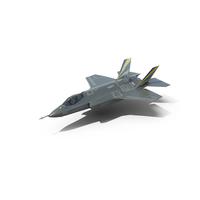 Lockheed Martin F-35 Lightning II PNG & PSD Images