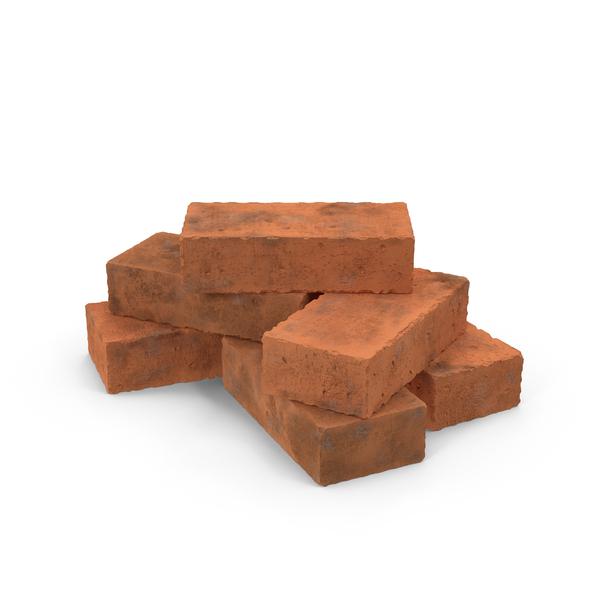 Stack of Bricks PNG & PSD Images