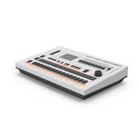 Vintage Synth PNG & PSD Images