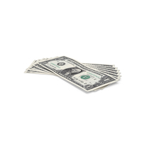 US 1 Dollar Bill PNG & PSD Images