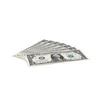$1 Bill PNG & PSD Images
