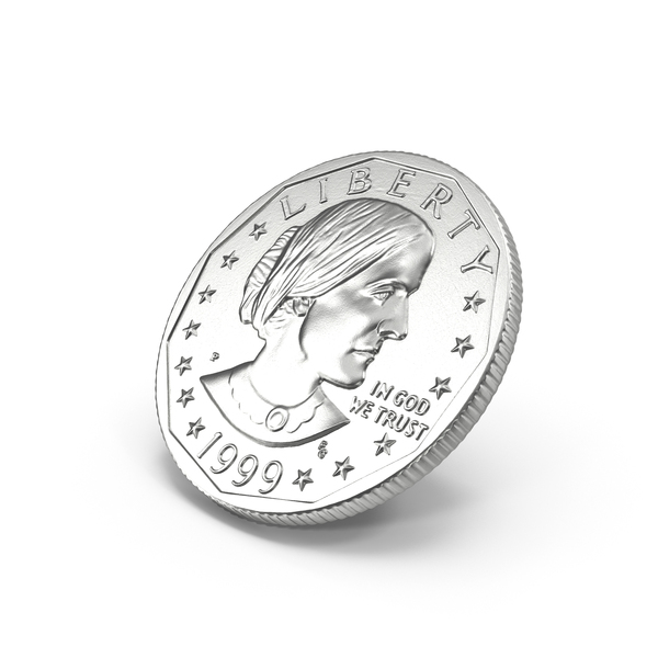 US Silver Dollar PNG & PSD Images
