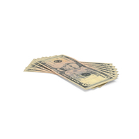 US 5 Dollar Bill PNG & PSD Images