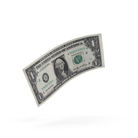 1 Dollar Bill PNG & PSD Images