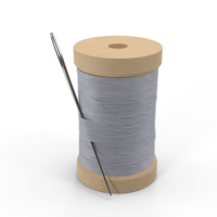 Spool of Thread PNG & PSD Images