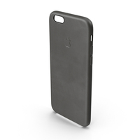 iPhone 6 Plus Leather Case PNG & PSD Images