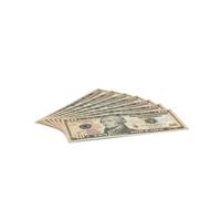 10 Dollar Bills PNG & PSD Images