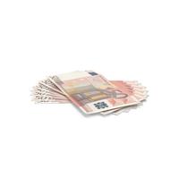 50 Euro Bill Object