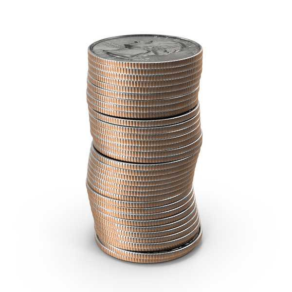Quarter Dollar PNG & PSD Images