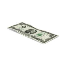 US 2 Dollar Bill Object