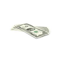 2 Dollar Bill Object