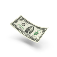 2 Dollar Bill PNG & PSD Images