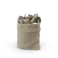Open Money Bag PNG & PSD Images