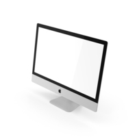 iMac 21.5 Inch PNG & PSD Images