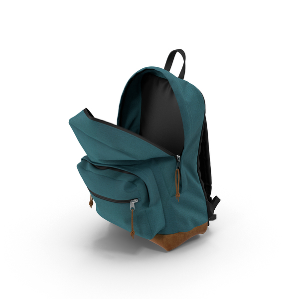 Open Backpack Object