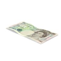 5 Pound Note Object