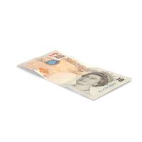 10 Pound Note Object