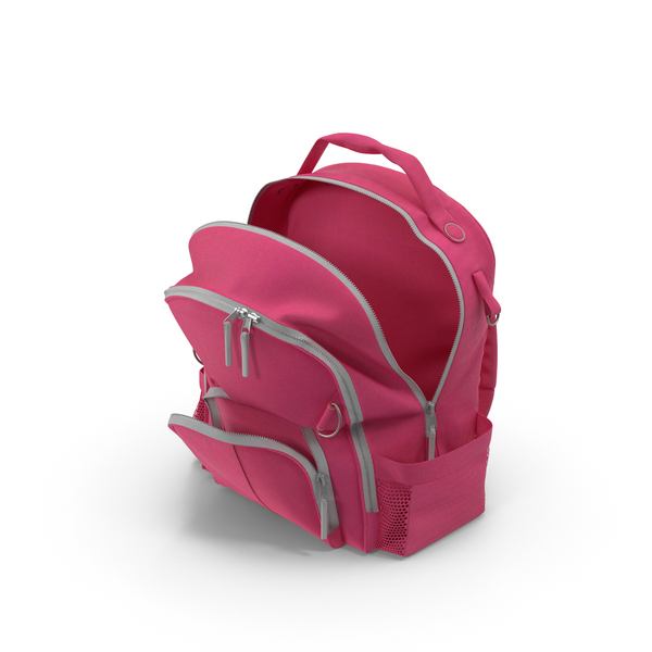 Open Backpack PNG & PSD Images