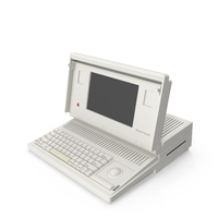 Apple Macintosh Portable PNG & PSD Images