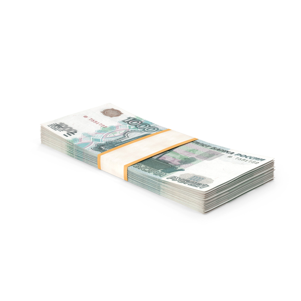 1000 Ruble Note PNG & PSD Images