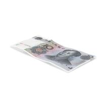10 Yuan Note Object