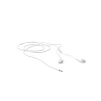 Apple EarPods with Remote and Mic PNG & PSD Images