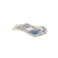 1000 Yen Note PNG & PSD Images
