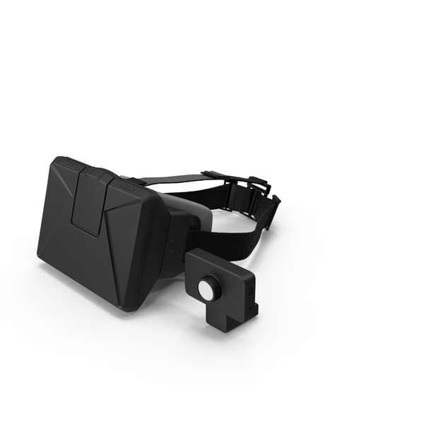Virtual Reality Head-Mounted Display PNG & PSD Images