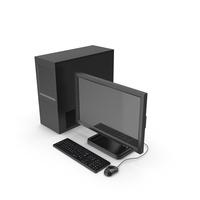 Desktop Computer PNG & PSD Images