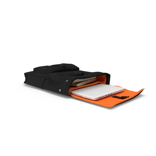 Laptop Bag with Laptop PNG & PSD Images