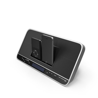 Mp3 Player and Smartphone Speaker PNG & PSD Images
