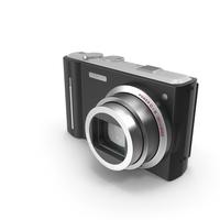 Compact Digital Camera PNG & PSD Images