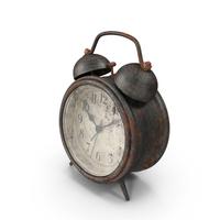 Dirty Tin Alarm Clock PNG & PSD Images