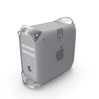 Power Macintosh G4 (Quicksilver) PNG & PSD Images