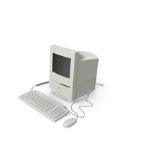 Macintosh Color Classic PNG & PSD Images