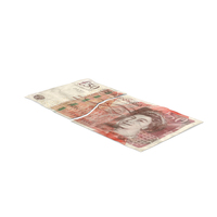 50 Pound Note Torn PNG & PSD Images