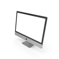 Apple iMac 27 Inch PNG & PSD Images
