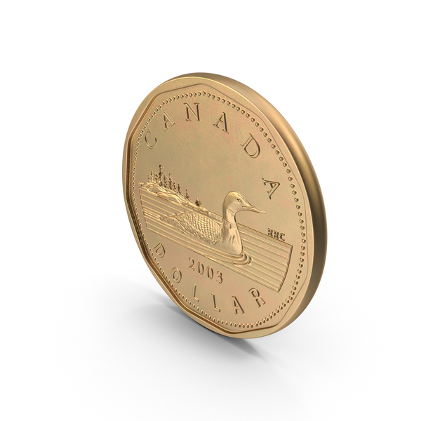 Loonie PNG & PSD Images