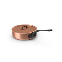 Copper Saucepan PNG & PSD Images