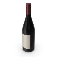 Pinot Noir Bottle PNG & PSD Images
