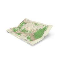 Map PNG & PSD Images