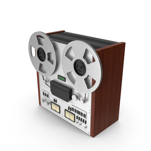 Reel to Reel Player PNG & PSD Images