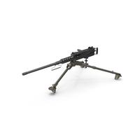M2 Browning Machine Gun PNG & PSD Images