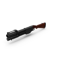 Grenade Launcher EX41 PNG & PSD Images