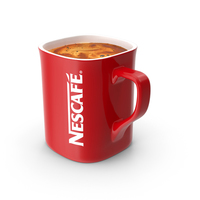 Nescafe Coffee Cup PNG & PSD Images