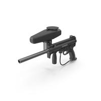 Paintball Gun PNG & PSD Images