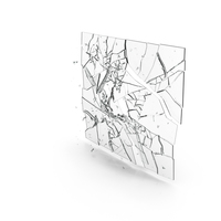 Shattered Plate Glass PNG & PSD Images