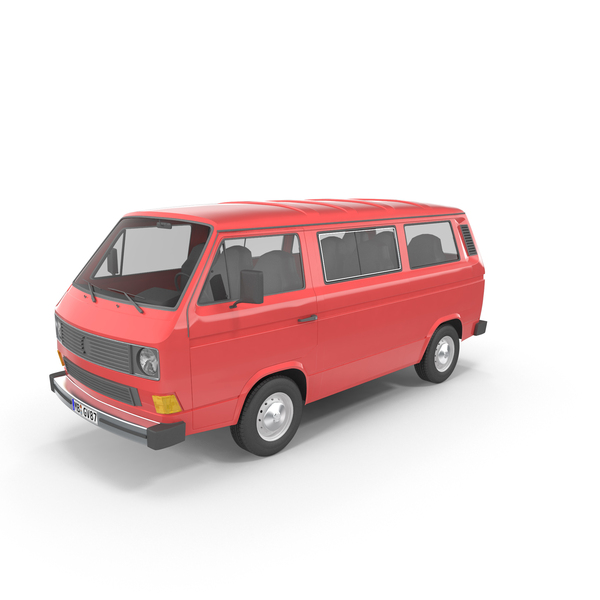 Microbus PNG & PSD Images