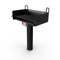 Campground Grill PNG & PSD Images