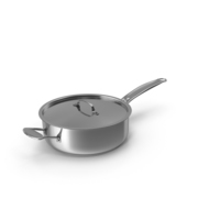 Stainless Steel Pan PNG & PSD Images